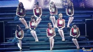 2011/07/24 GIRLS' GENERATION TOUR 소녀시대 - Complete 직캠 by DaftTaengk