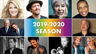 The Center Presents: The 2019-20 Season!
