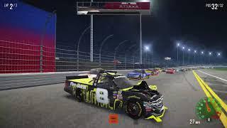 NASCAR Heat 2 Truck Series Damage Model