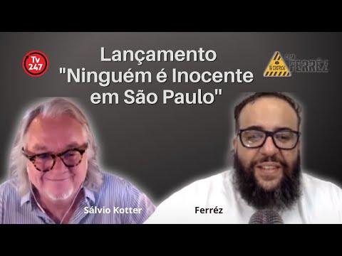 Ferréz e Sálvio Nienkotter - Ninguém é inocente em São Paulo (em construção)