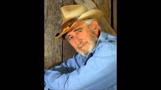 Don Williams  -  Just 'Cause I'm In Love With You