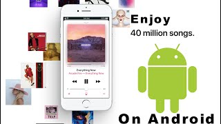 apple music on android phone - TH-Clip