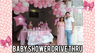 IDEAS PARA BABY SHOWER DRIVE THRU(BABY SHOWER EN TIEMPOS DE CORONAVIRUS)