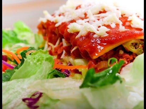 Mexican lasagna recipe easy