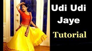 Udi Udi Jaye Tutorial | Dance steps
