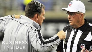 What It Takes To Be An NFL Referee