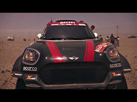 Yazeed Al Rajhi & Timo Gottschalk @ the 6th Stage in Rally Dakar 2019