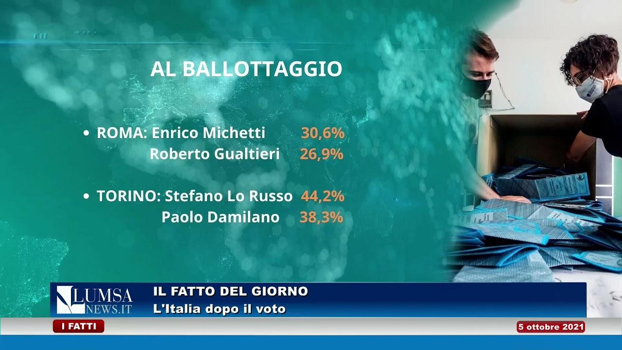 Il Fatto del Giorno – L'Italia dopo il voto