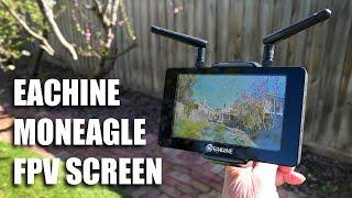 Eachine Moneagle FPV DVR Screen