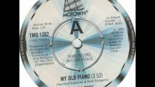 Diana Ross - My Old Piano (Unreleased Chic mix)