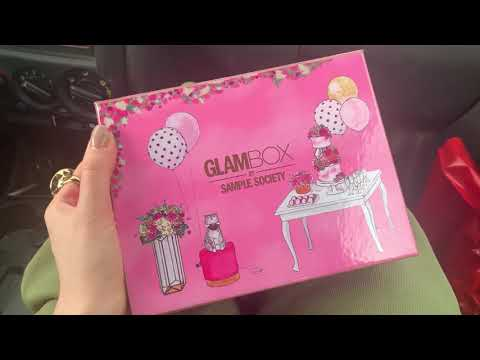 Glambox #8 (август). Лучшая коробочка этого года!