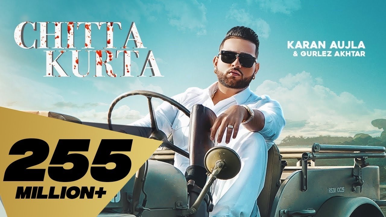Chitta Kurta Karan Aujla New Song Lyrics
