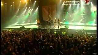 The Pussycat Dolls - Buttons/Beep/Don't Cha (MTV TR Lansman Party - 2006)