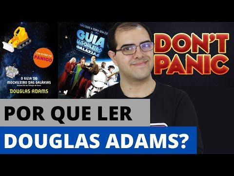 O Guia do Mochileiro das Galáxias - A ficção científica de Douglas Adams - Resenha | Ronaldo Junior