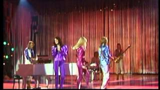 ABBA-KISSES OF FIRE live at BBC 1979