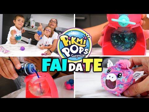 FACCIAMO I PIKMI POPS IN CASA con lo Squeeze Ball Maker