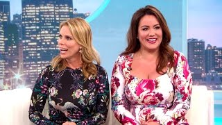Cheryl Hines & Katy Mixon: Quiz for Hurricane Relief