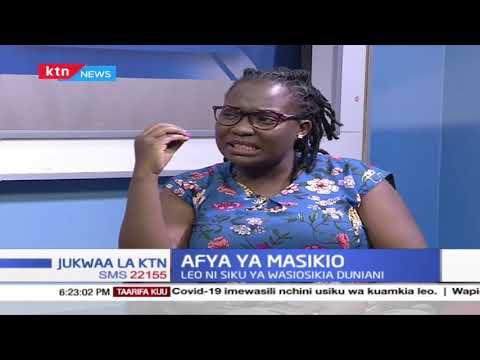 Jukwaa La KTN | Afya Ya Maskio: Tunaangazia tatizo ambalo liko na watu milioni 430 ulimwenguni | 1