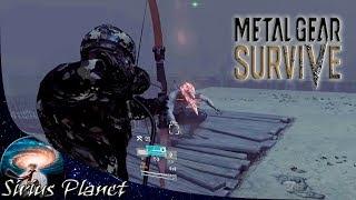 В ожидании боссов ► Metal Gear Survive #10 ЖИЗНЬ ПОСЛЕ ФИНАЛА на русском