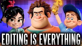 WRECK-IT RALPH BUT IN 7 DIFFERENT GENRES