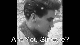 ♥♪♫ Are You Sincere ♫♪♥