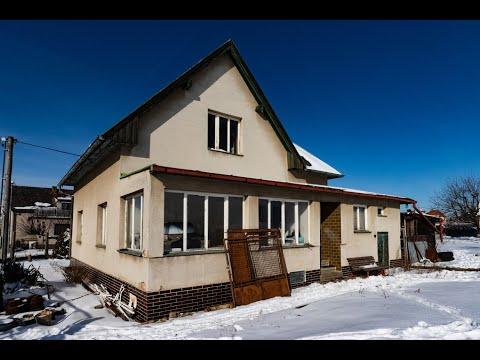 Video z << Prodej rodinného domu, 200 m2, Ohrobec >>