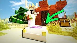 25. Кристалы для порталов!! Путешествие в Ад!! - Сказочные приключения (Minecraft Let