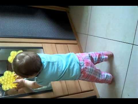 Nina und die Duschmatte