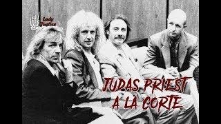 Judas Priest a la corte - Tras la canción: Better by you, better than me
