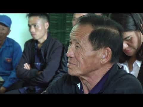 Cấp ủy xã Cán Cấu đối thoại với nhân dân