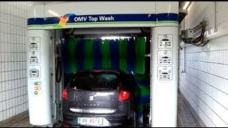 preview picture of video 'Istobal M9+ Portalwaschanlage (OMV Top Wash)'