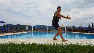Zumba Fitness - Mandro by Benone ft. Ana Maria