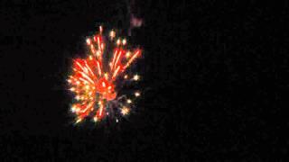 """Салют DARK WORLOCK RED GW218-90  Видео. от компании Круглосуточный магазин фейерверков """"Кайман"""" Крым - видео"""