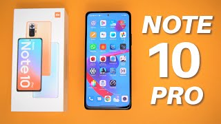 Xiaomi Redmi Note 10 Pro Unboxing & FULL Review AWESOME Value!