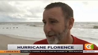 USA predicted hurricane #DayBreak