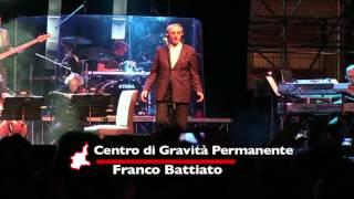 Centro Di Gravità Permanente - Franco Battiato Live Torino [MM58-16]
