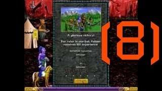 Pojďme Hrát Heroes 1 (Versus Fuzimi) - 8 - Trollové a Tempova Sekretářka ! [CZ]