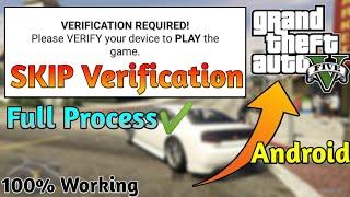 Skip Verification Gta 5 Mobile | Android 2020🔥