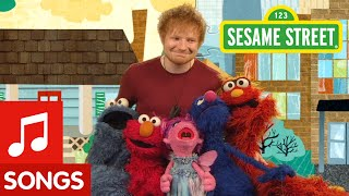Sesame Street & Ed Sheeran - Two Different Worlds