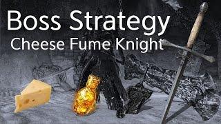 Dark Souls 2 - Prevent Fume knight buff (Boss Strat)