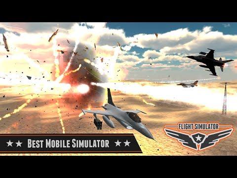 Video of Battle Flight Simulator 2014