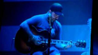 Aaron Lewis Singing Time After Time Cyndi Lauper LIVE Acoustic