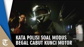 Viral Begal Cabut Kunci Motor di Jakarta Selatan, Kepolisian: Modus Baru