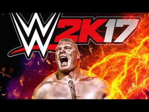 Gameplay de WWE 2K17