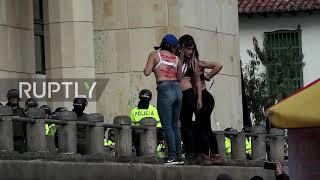 Colombia:Studentsholdmassprotestindefenceofpublicuniversities