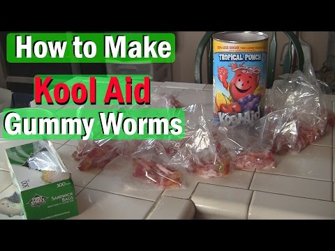 Enema bawang worm