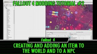 FALLOUT 4 - How To Edit NPC/Companion Looks (TUTORIAL