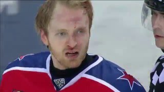 KHL Fight: Grigory Panin VS Pavol Skalicky