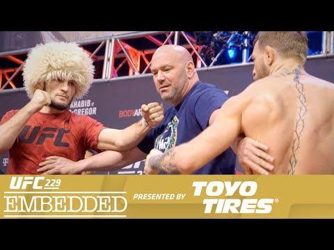 UFC 229 Embedded: Vlog Series - Episode 6