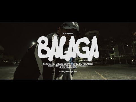 BLVCKMINDS - Balaga feat. Molux (Official Music Video)